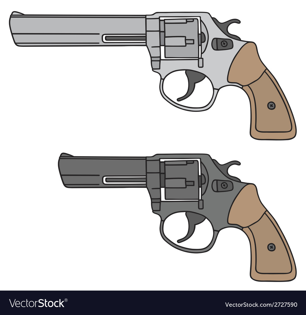 Revolvers vector | Price: 1 Credit (USD $1)