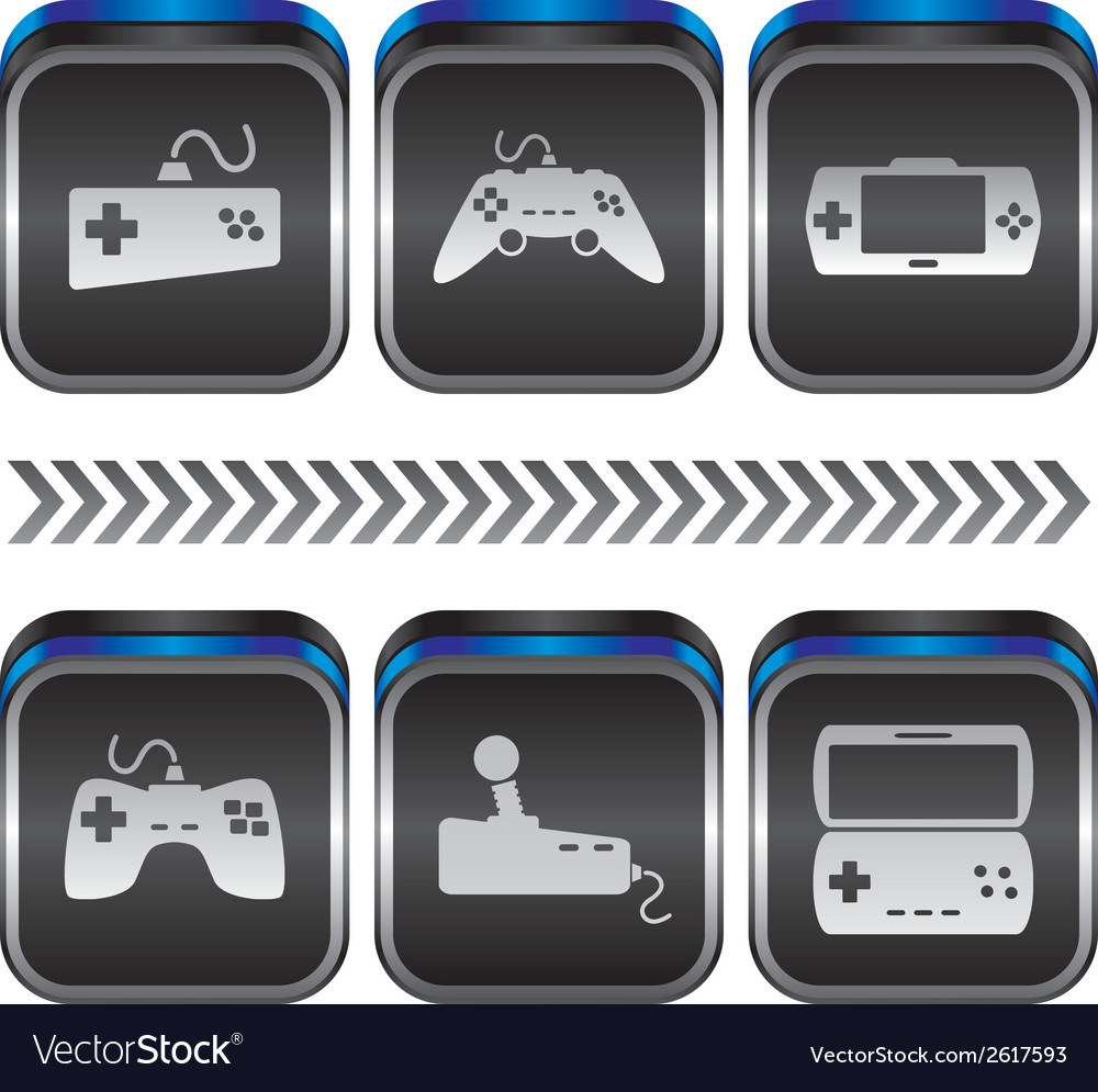 Controller vector | Price: 1 Credit (USD $1)