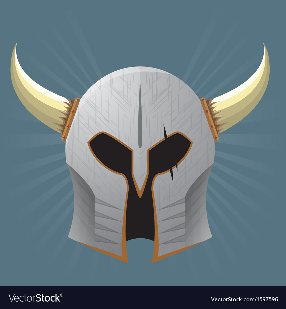 Warrior helmet vector | Price: 1 Credit (USD $1)