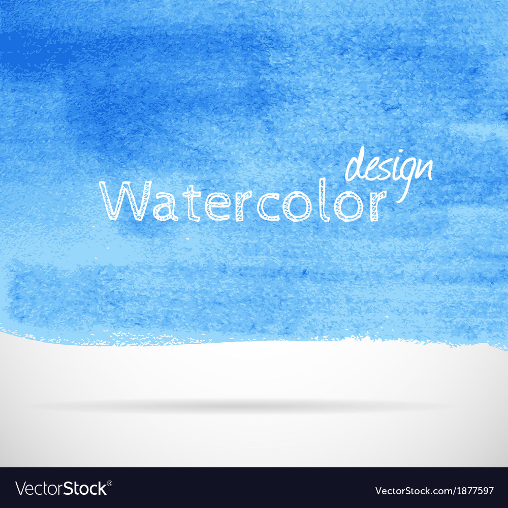 Watercolor set vector | Price: 1 Credit (USD $1)