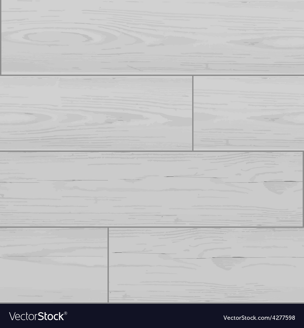 Seamless wooden texture background of old white vector | Price: 1 Credit (USD $1)