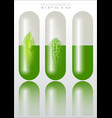 Herbal remedies vector
