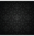 Floral fabric texture vector