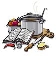 Cooking vector