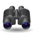 Icon for binoculars vector