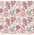 Seamless pattern with leaf copy that square to the vector