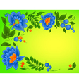Floral backgrounds paint pattern vector