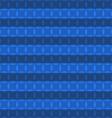Pattern geometric blue color vector
