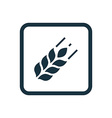 Agriculture icon rounded squares button vector