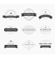 Brand and logo design old tavern badge vector