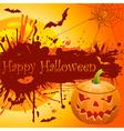 Grunge halloween vector