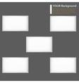 Background window texture design vector
