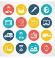 News icons set vector