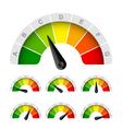 Energy efficiency rating vector