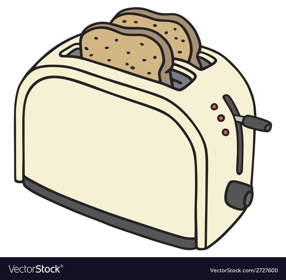 Toaster vector   Price: 1 Credit (USD $1)