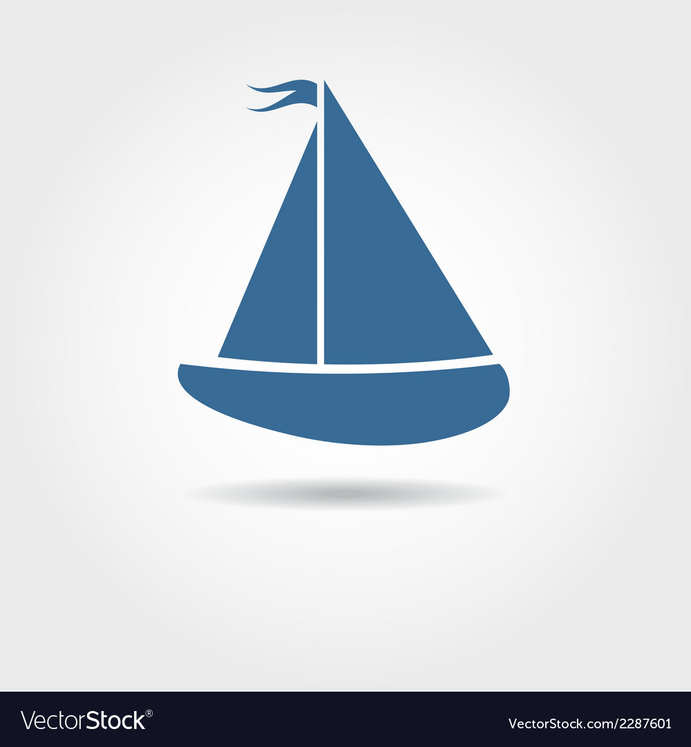 Boat icon vector | Price: 1 Credit (USD $1)