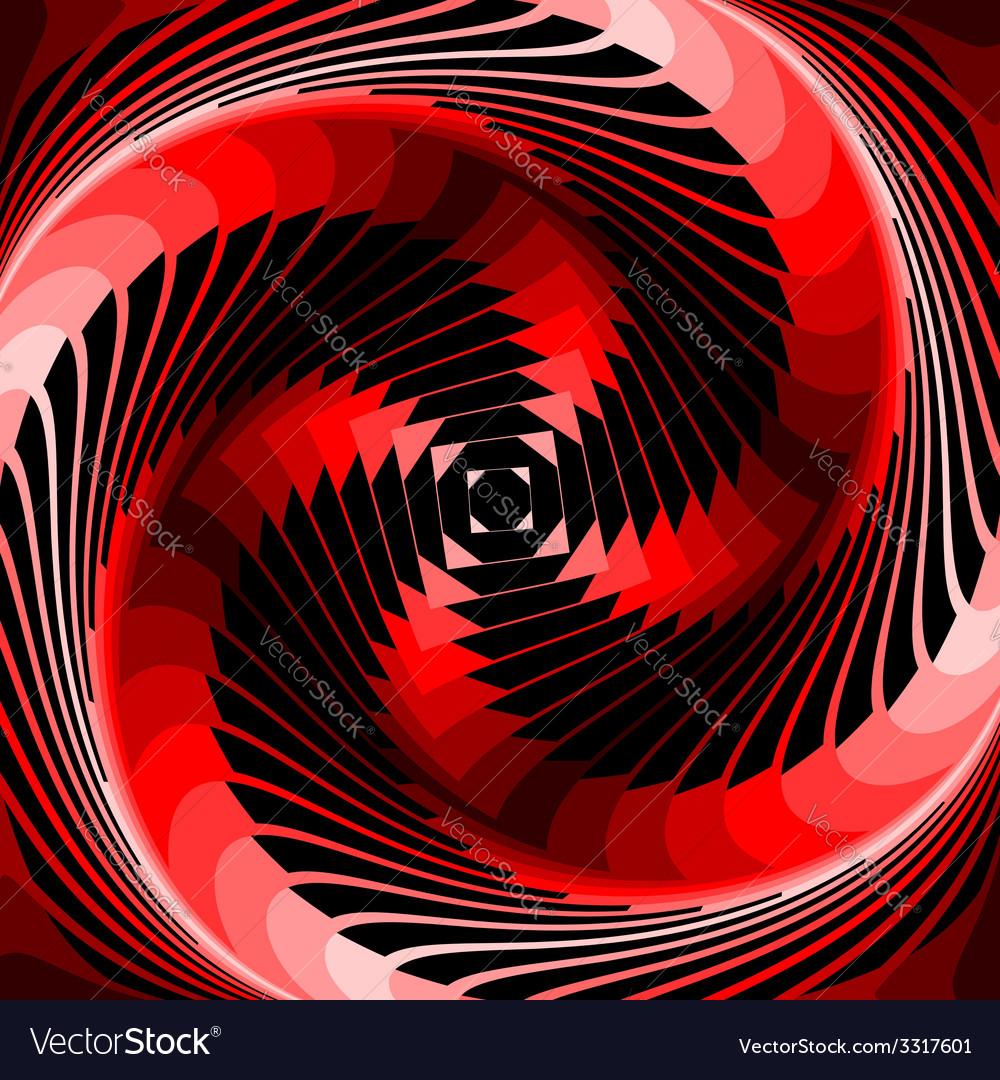 Design colorful vortex movement background vector | Price: 1 Credit (USD $1)