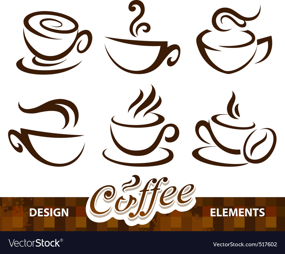 Coffee design vector | Price: 3 Credit (USD $3)