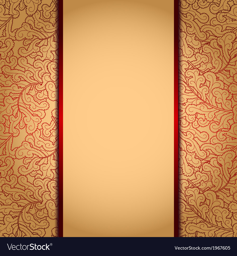 Elegant gold background vector | Price: 1 Credit (USD $1)