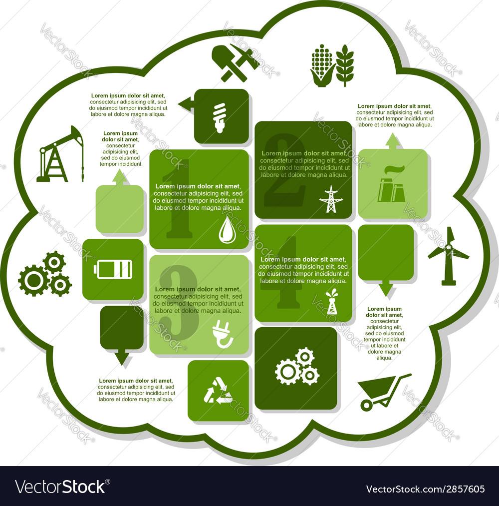 Industrial infographics design vector   Price: 1 Credit (USD $1)
