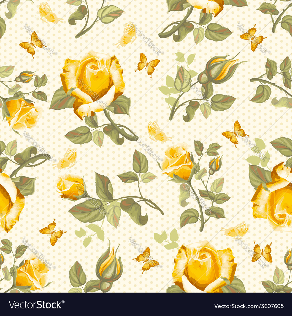 Rose background vector | Price: 1 Credit (USD $1)