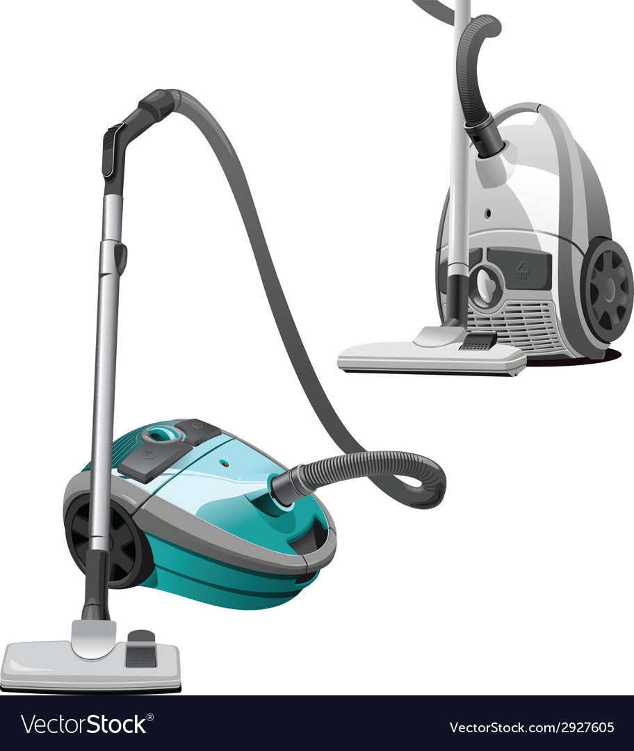 Vacuum cleaner vector | Price: 3 Credit (USD $3)