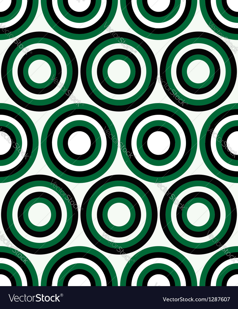 Fashion geometrical pattern with circles vector | Price: 1 Credit (USD $1)