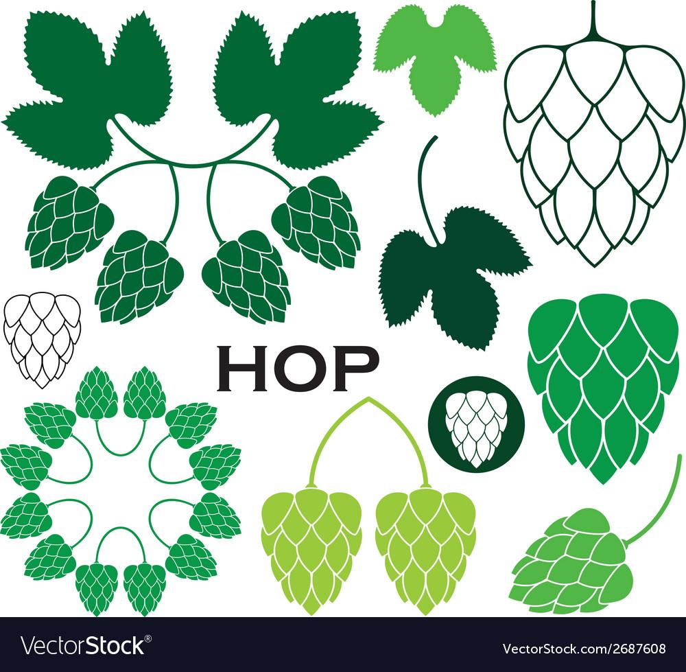 Hop vector | Price: 1 Credit (USD $1)