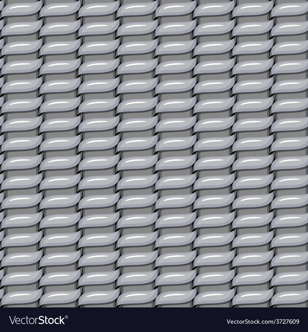 Seamless metal fabric background texture vector | Price: 1 Credit (USD $1)