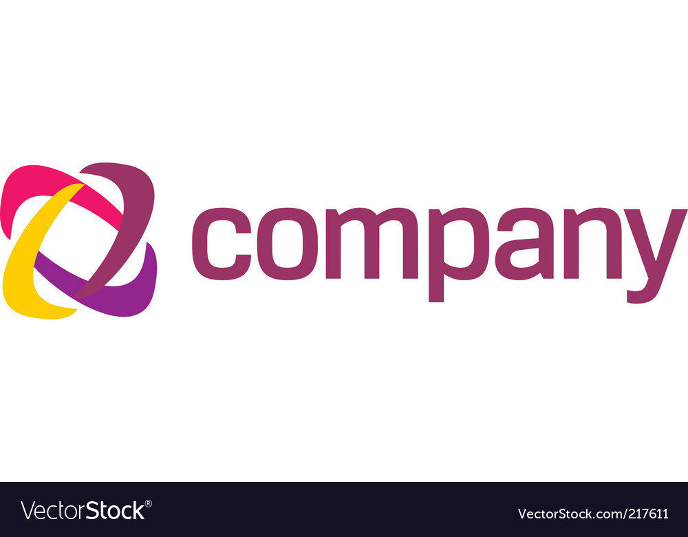 Company abstract logo vector | Price: 1 Credit (USD $1)