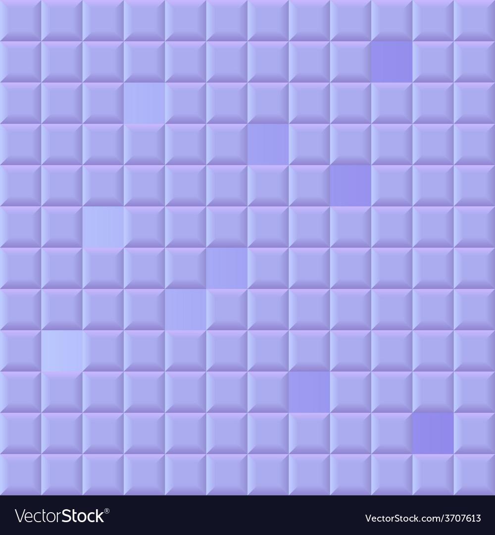 Violet volume squares vector | Price: 1 Credit (USD $1)