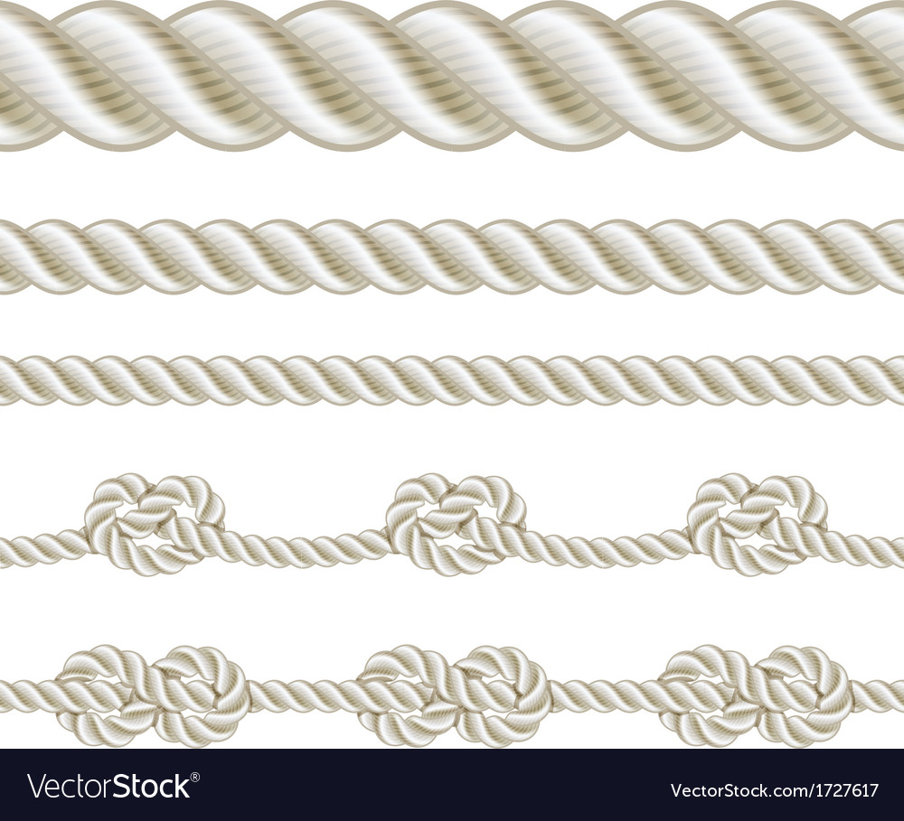 Rope set vector | Price: 1 Credit (USD $1)