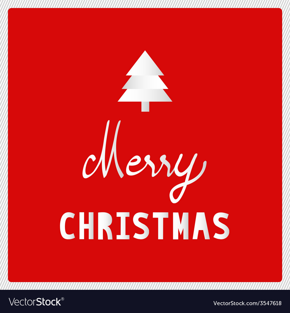 Merry christmas greeting card48 vector | Price: 1 Credit (USD $1)
