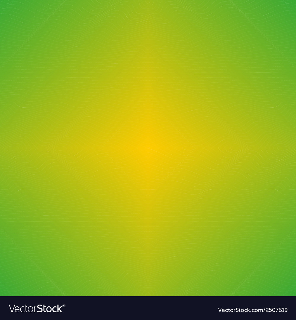 Yellow and green abstract background vector | Price: 1 Credit (USD $1)