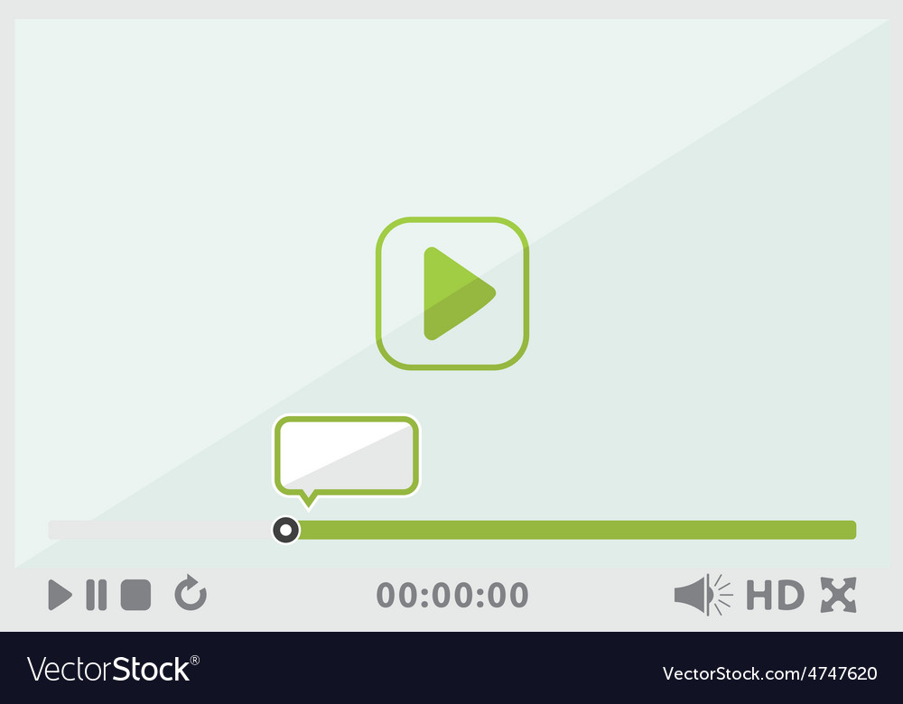Video player2 resize vector | Price: 1 Credit (USD $1)
