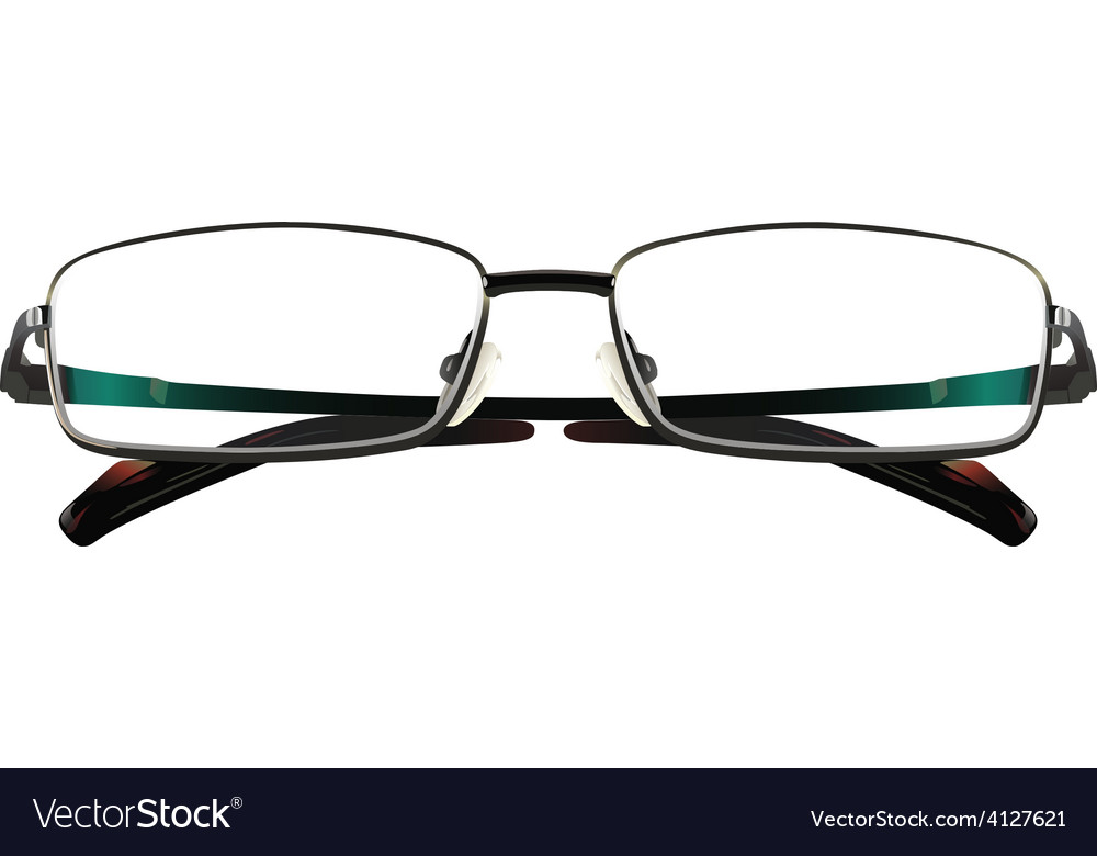 Piece of eyewear vector | Price: 1 Credit (USD $1)