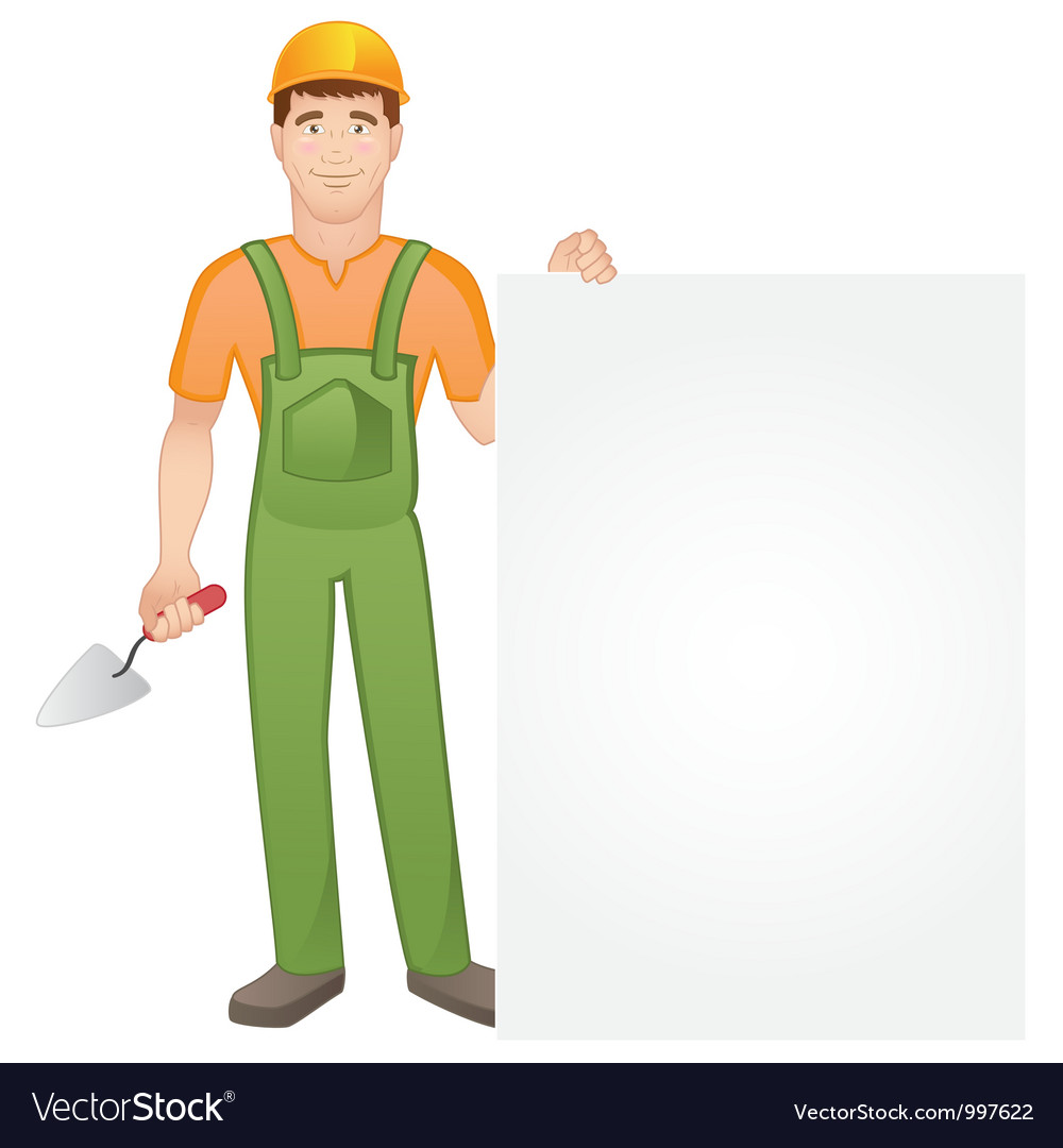 Builder vector | Price: 3 Credit (USD $3)