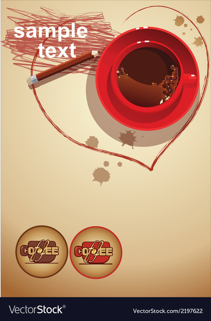 Coffee99 vector | Price: 1 Credit (USD $1)