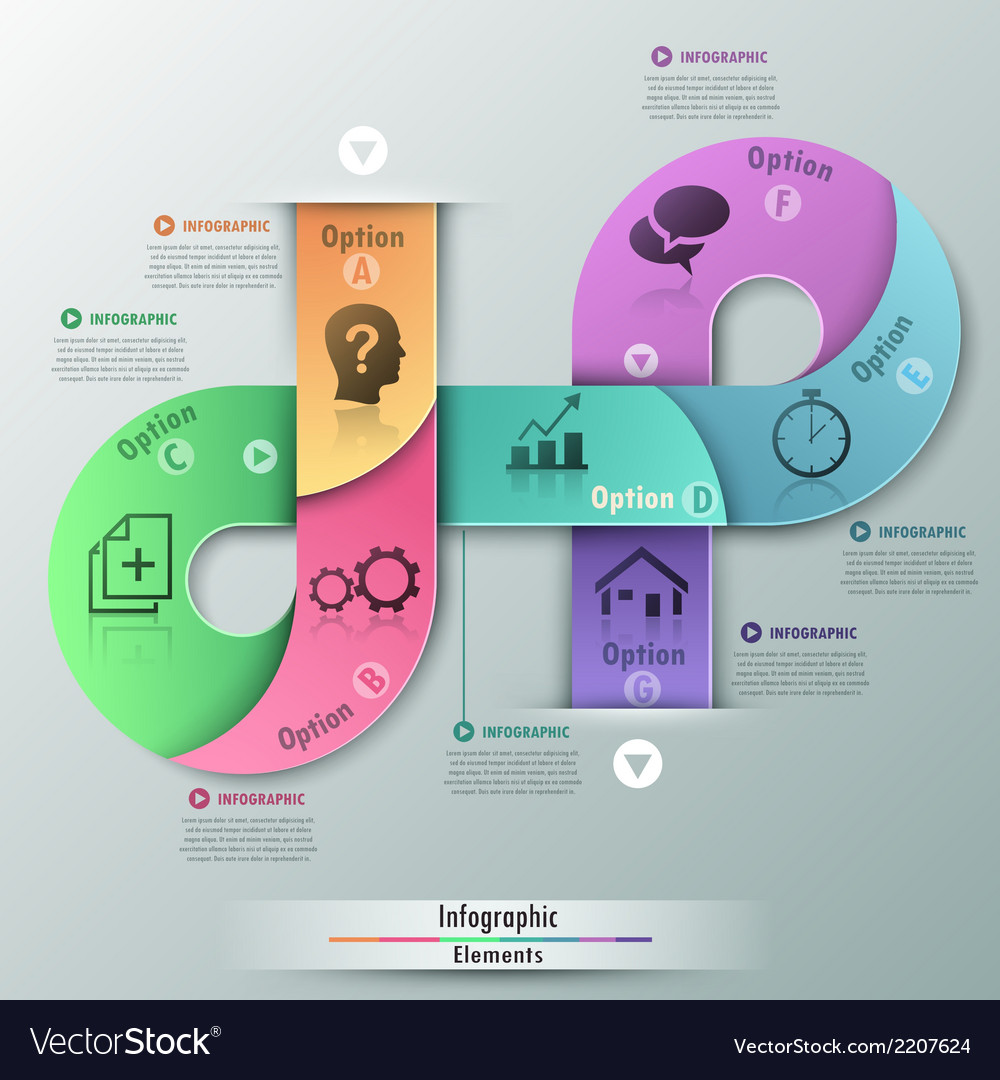 Modern-infographics-options-banner-vector