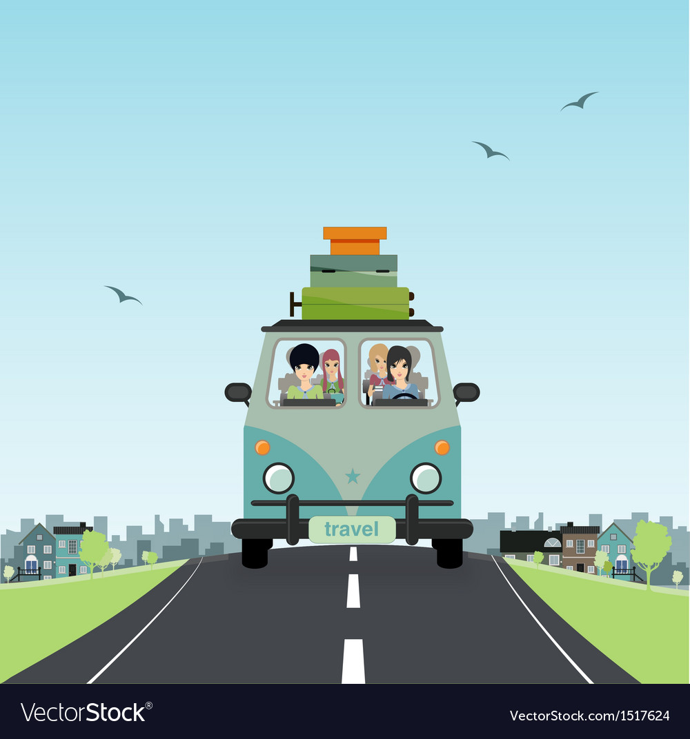 Travel vector | Price: 3 Credit (USD $3)