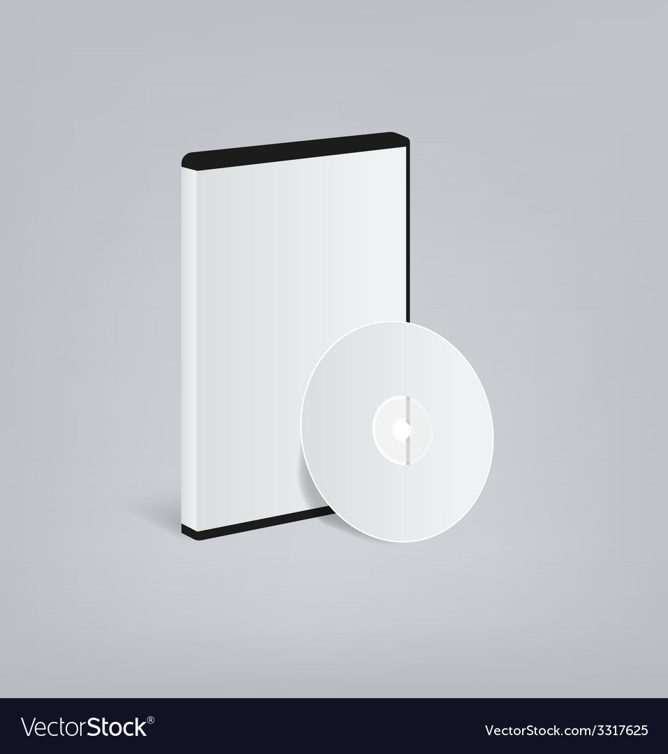 Dvd blank vector | Price: 1 Credit (USD $1)