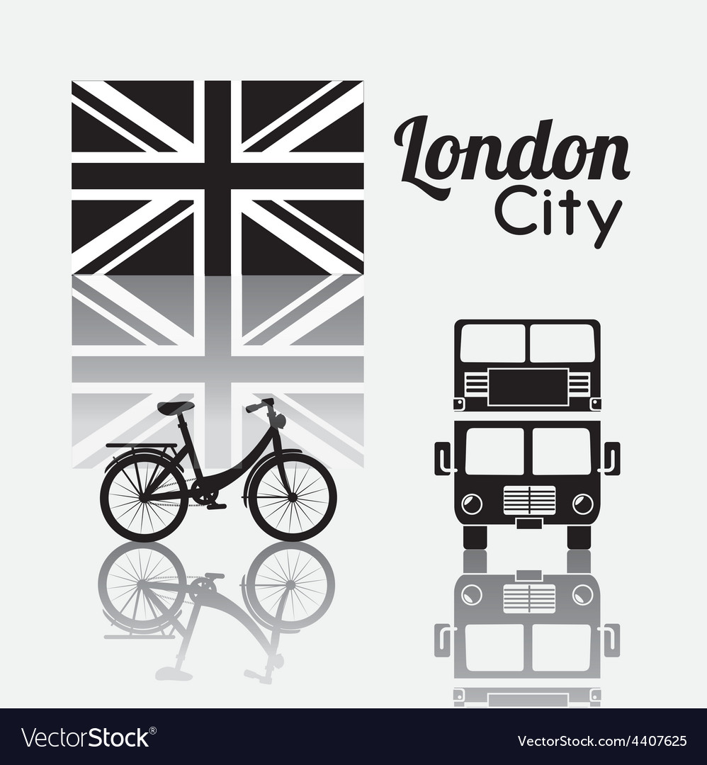 London design vector | Price: 1 Credit (USD $1)