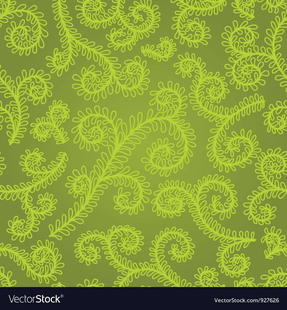 Green grass pattern vector | Price: 1 Credit (USD $1)