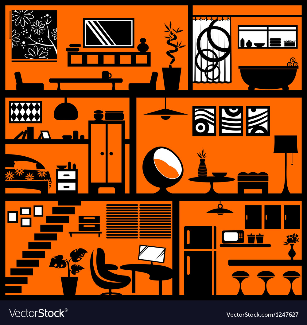 Home styling vector   Price: 3 Credit (USD $3)