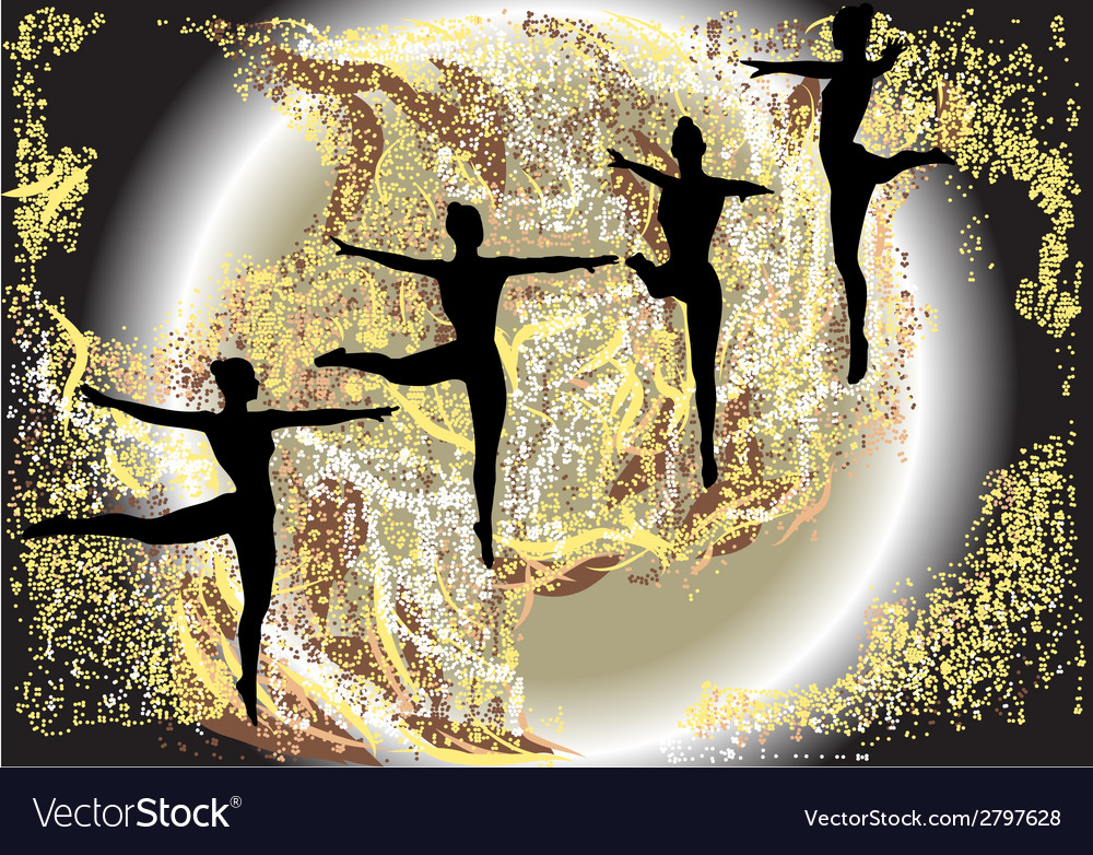 Disk and dancer vector   Price: 1 Credit (USD $1)