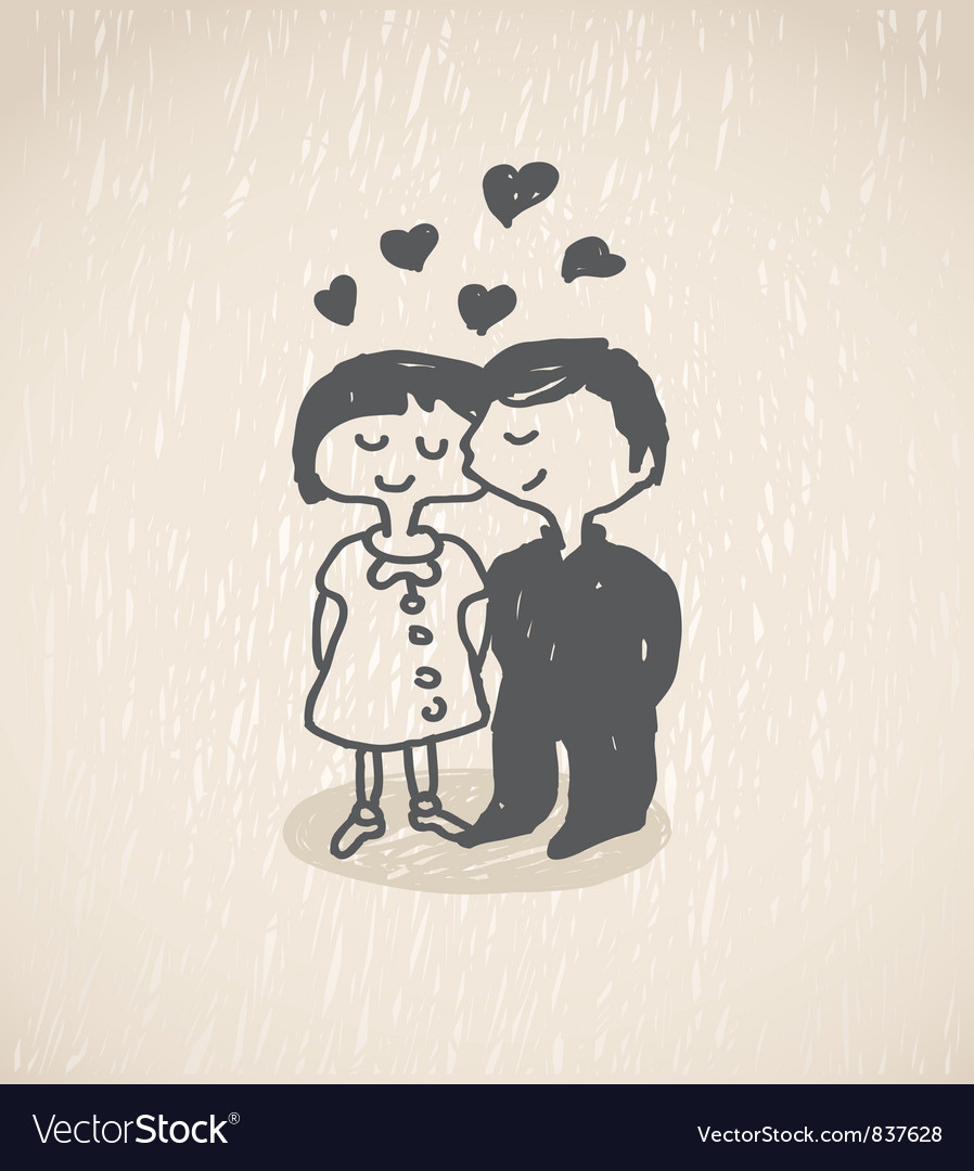 In love vector | Price: 1 Credit (USD $1)