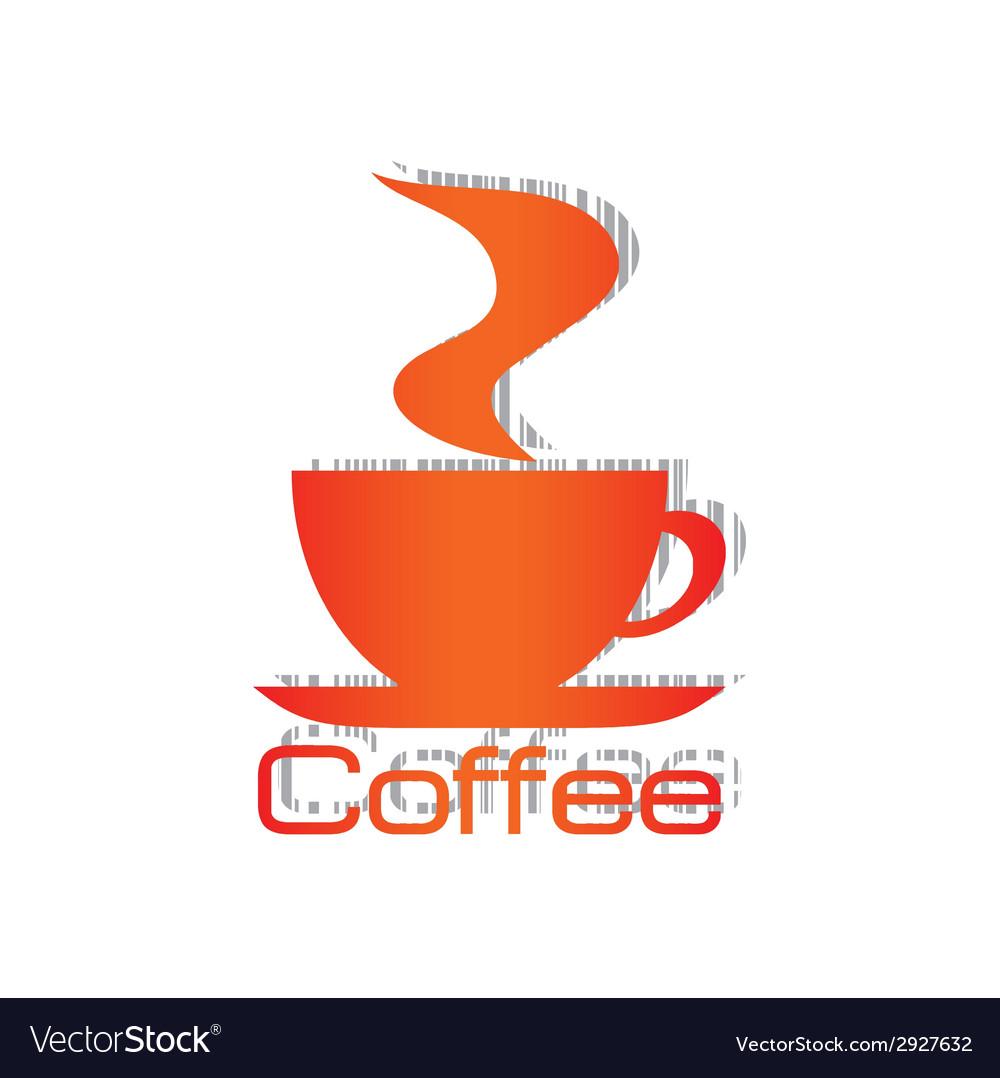 Orange cup bar code vector   Price: 1 Credit (USD $1)