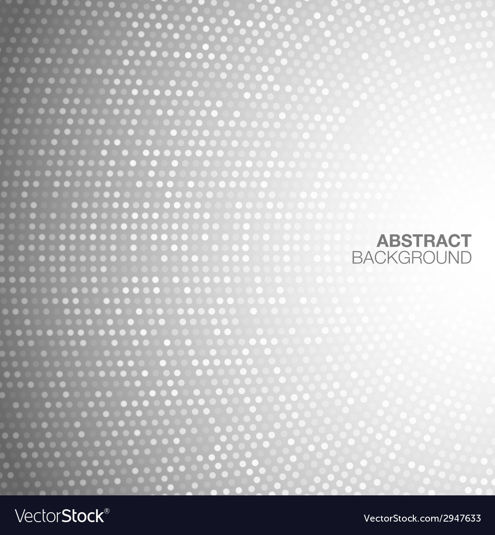 Abstract circular light gray background vector | Price: 1 Credit (USD $1)