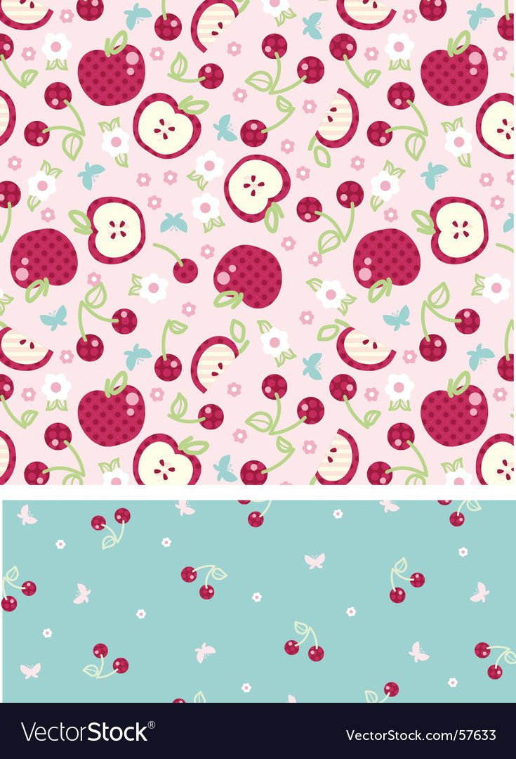 Spring fruit vector | Price: 1 Credit (USD $1)