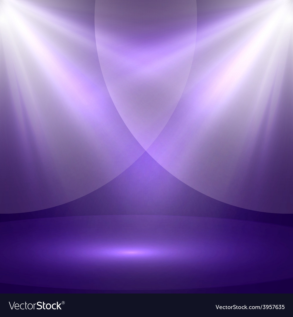 Abstract of bright stage light vector | Price: 1 Credit (USD $1)